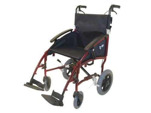 介助式車椅子 ディーライト D-Lite